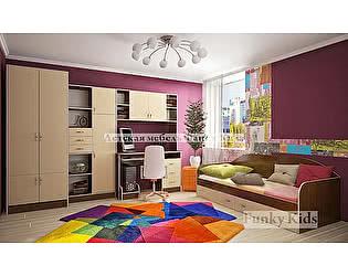 Модульная мебель Фанки Кидз Уголок школьника 6