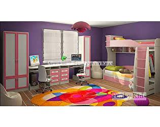 Модульная мебель Фанки Кидз Уголок школьника 9