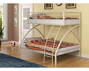 Двухярусная кровать Формула мебели Виньола 2