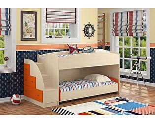 Кровать-чердак Формула мебели Дюймовочка 4.2
