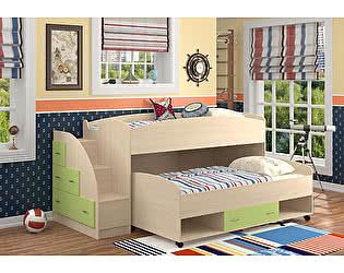 Кровать-чердак Формула мебели Дюймовочка 4.3