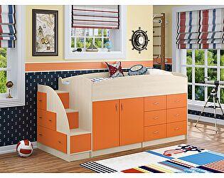 Кровать-чердак Формула мебели Дюймовочка 4