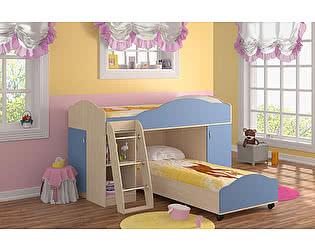 Кровать-чердак Формула мебели Дюймовочка 5.1