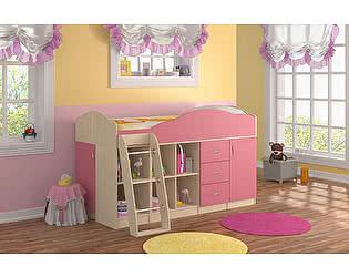 Кровать-чердак Формула мебели Дюймовочка 5.4