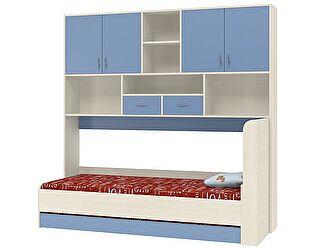 Кровать с антресолью Формула мебели Дельта 21.03