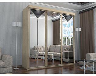 Шкаф купе Формула мебели Анкона