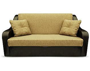 Купить диван FotoDivan аккордеон Барон 125 рогожка бежевая