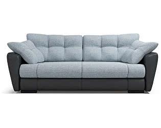 Купить диван FotoDivan еврокнижка Амстердам 150 рогожка серая
