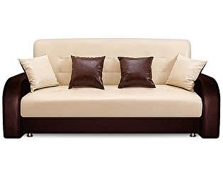 Купить диван FotoDivan Престиж 120 экокожа комби