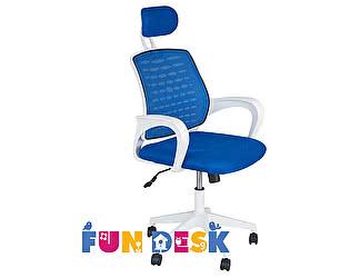 Кресло детское FunDesk, LST5 Blue