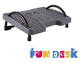 Купить  FunDesk Подставка регулируемая для ног SS12T