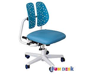 Кресло детское FunDesk, SST2 голубой