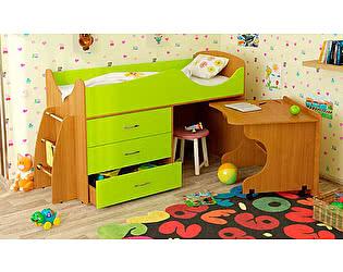 Кровать-чердак Гармония Карлсон Микро-203