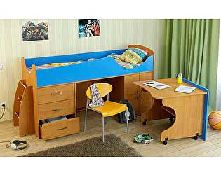 Кровать-чердак Гармония Карлсон Мини-4