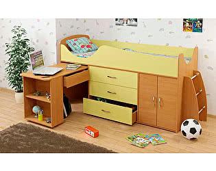 Кровать-чердак Гармония Карлсон Мини-8