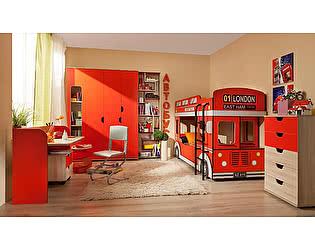 Мебель для детской комнаты Глазов Автобус 1