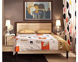 Кровать 2 (160) Глазов Bauhaus