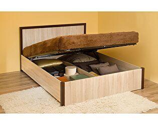 Кровать 2.2 Глазов Bauhaus (160) с подъемным механизмом