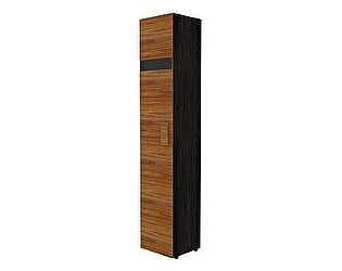 Шкаф для белья 1 Глазов Hyper левый (фасад палисандр)