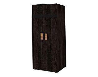 Шкаф для одежды 1 Глазов Hyper (фасад венге)