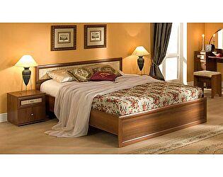 Кровать 1 Глазов Милана (160) орех