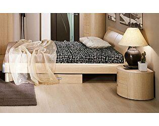 Кровать 1  Глазов Секрет (160) с основанием