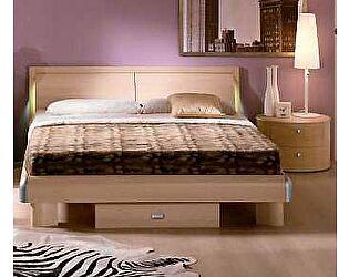 Кровать 2  Глазов Секрет (140) с основанием