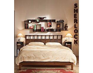 Кровать Люкс (140) Глазов Sherlock 48