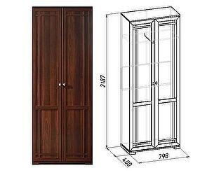 Шкаф  для одежды Глазов Sherlock11