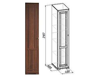 Шкаф для белья Глазов Sherlock 9 левый