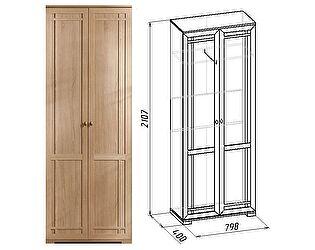 Шкаф для одежды Глазов Sherlock 11 (дуб сонома)