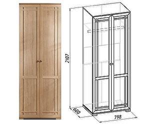 Шкаф для одежды Глазов Sherlock 12 (дуб сонома)
