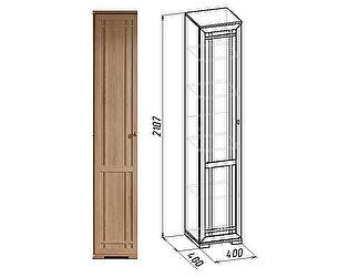 Шкаф для белья Глазов Sherlock 8 левый (дуб сонома)