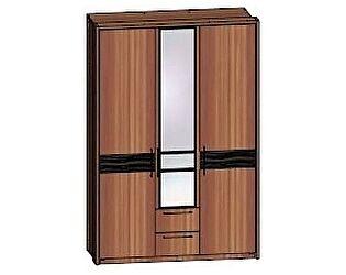 Шкаф распашной 3х дверный с ящиками Джордан