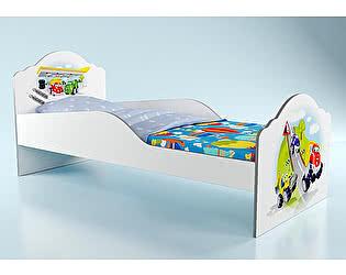 Кровать Грифон Стайл Чаки и друзья (80х160)