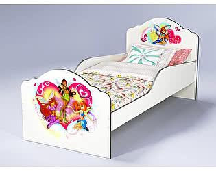 Кровать Грифон Стайл Феи (80х180)