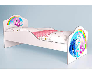 Кровать Грифон Стайл Пони фэнтези (80х180)