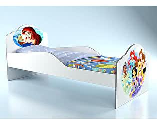 Кровать Грифон Стайл Принцессы (80х180)
