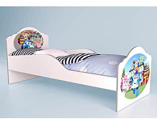 Кровать Грифон Стайл Робокар (80х180)
