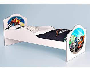 Кровать Грифон Стайл Вспыш (80х180)