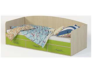 Кровать Грифон Стайл Joy Teens (80), GSR - 3001