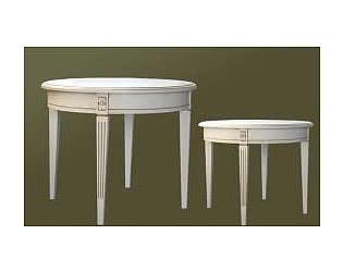 Стол приставной Art-noir ST95-F6126 круглый