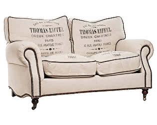 Диван двухместный Tomas-Eiffiel, 881F-2D