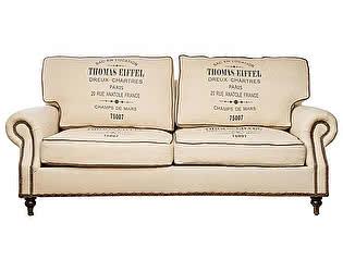 Диван трехместный Tomas-Eiffiel, 881F-3D