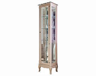 Купить шкаф Mobilier de Maison Витрина стеклянная (высокая) Belveder Blanc bonbon, ST9319 R