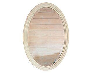 Зеркало овальное Belveder Blanc bonbon, ST9333