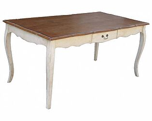 Стол обеденный малый Belveder Blanc bonbon, ST9337M