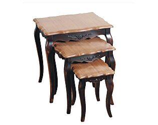 Столики консольные (комплект) Belveder Saphir Noir, ST9101N