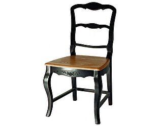 Купить стул Mobilier de Maison Belveder Saphir Noir, ST9108N  с деревянным сидением