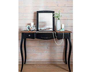Столик макияжный сзеркалом Belveder Saphir Noir, ST 9109N